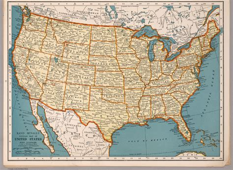 rand map in usa rand mcnally maps my