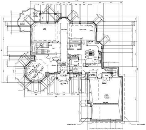 draft a blueprint of your home drawing floor plans