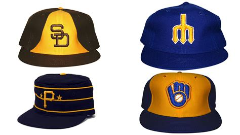 1970s baseball caps as ranked by a 90s kid sporting news