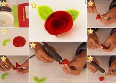 cara membuat bunga dahlia flanel cara membuat bros lebah dari kain flanel handy craft
