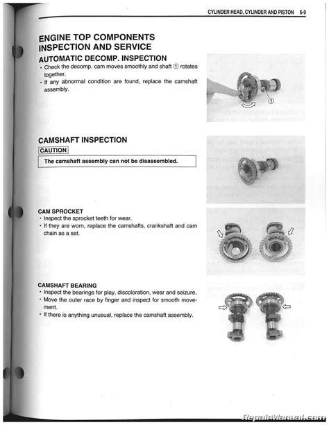 Suzuki Owners Manuals 2010 2011 2012 2013 2014 Suzuki Rm Z250 Motorcycle Service
