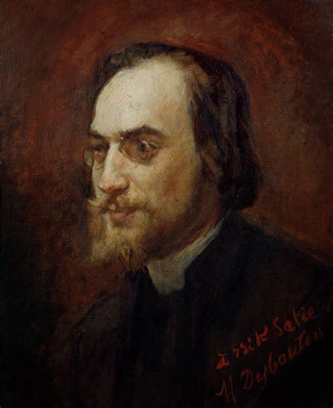 Erik Satie erik satie 1866 1925 marcellin gilbert desboutin als