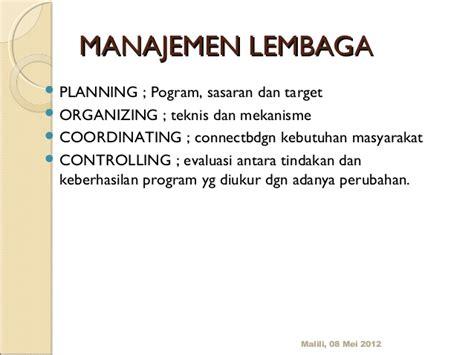 Evaluasi Manajemen Luka manajemen keluarga sakinah hamidah