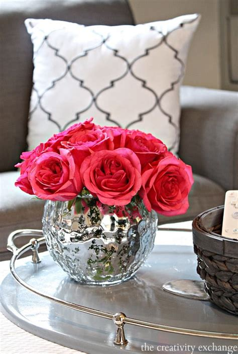 coffee table flower decorations 20 super modern living room coffee table decor ideas that