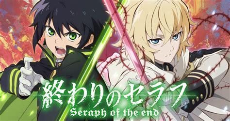 Home not 237 cias animes owari no seraph anime ganha novidades
