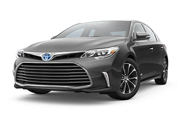 2018 toyota avalon hybrid | features & specs | dublin, oh