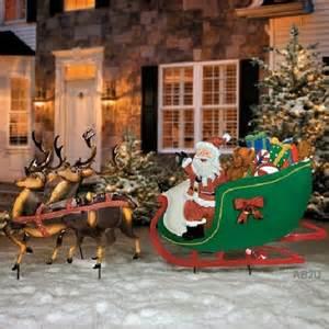 reindeer display reindeer yard display shop