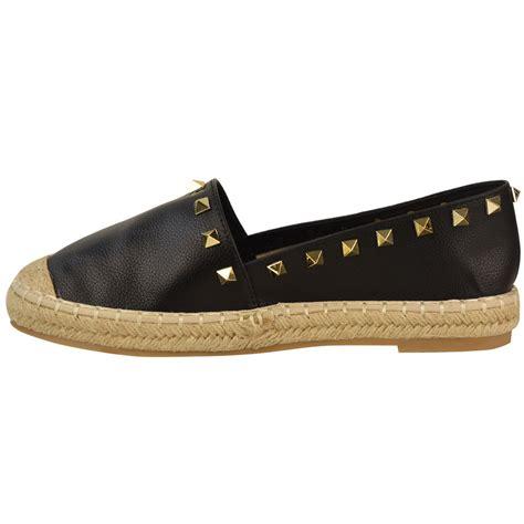 summer shoes flats womens studded espadrilles slip on flats summer