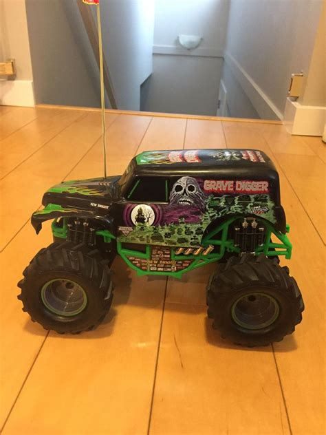 remote grave digger truck find more grave digger remote truck for sale at up