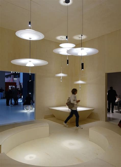 temporary interior decorative lighting maybehip com 97 best images about fairs events awards by vibia on