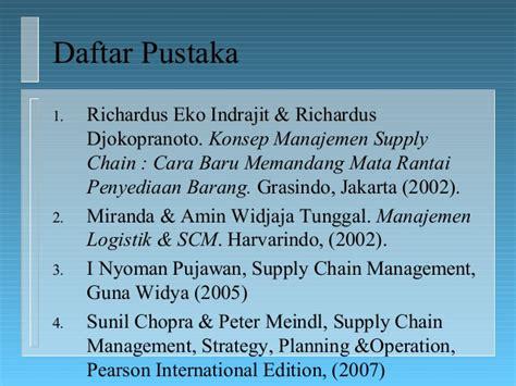 Manajemen Persediaanrichardus Eko Indrajit 15 09 2011 13 37 01 509 410103087 sistem informasi terpadu s1 si p4 p
