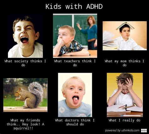 Adhd Meme - adhd what i really do awareness mental health