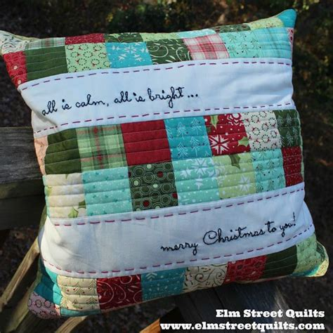 Polls For Patchwork by 1000 Ideas About Patchwork Pillow On Quilted