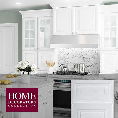 Sample Backsplashes For Kitchens by White Kitchen Cabinets At The Home Depot