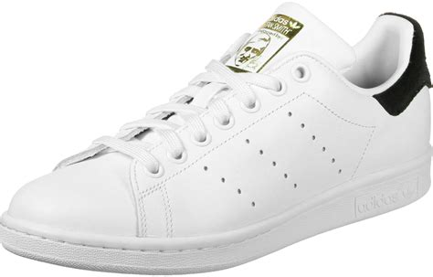 Adidas Stan Smith 3 adidas stan smith j w schuhe white black