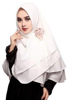 Jilbab Instan Putih 20 jilbab instan warna putih terbaru tahun ini 1000