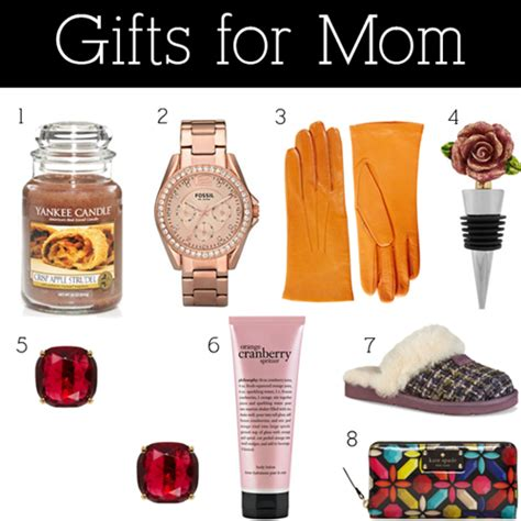 gift ideas for mom christmas 15 unique christmas gifts for moms yoocustomize com