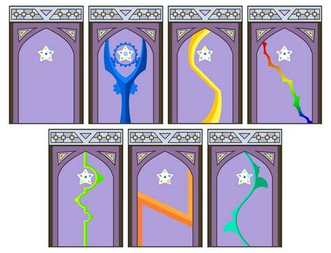 Green Colored Rooms by Alternate Crystal Gem Temple Doors By Xelku9 On Deviantart