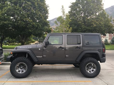 gunmetal jeep gunmetal grey wheels jeep wrangler forum