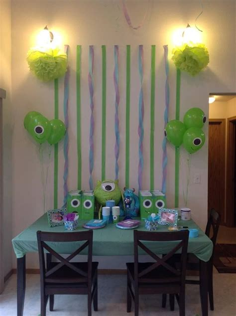 1000 images about monsters inc birthday on