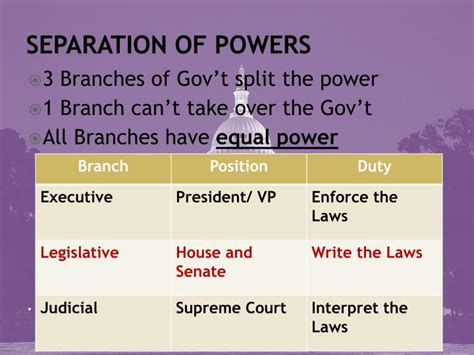 ppt basic constitutional principles powerpoint