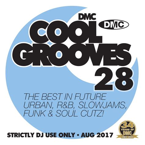 Wedding Crashers Amine Clean by Dmc Cool Grooves 28 Mid August 2017 Release Dmc World