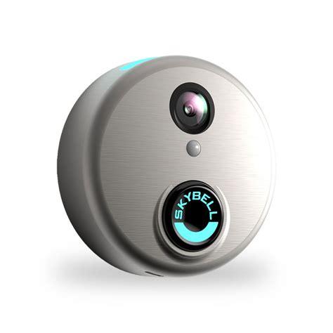 Wifi Doorbell skybell hd skybell wifi doorbell