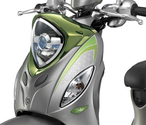 Lu Led Motor Mio Fino tmcblog 187 sneak peek sosok yamaha fino grande 125