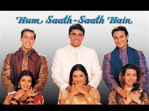 bollywood film the promise hum saath saath hain youtube this is a must see i