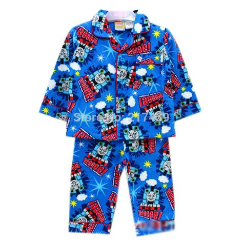 Nice Christmas Pyjamas Childrens #2: Cotton-Set-Thomas-boy-boys-flannel-flannelette-winter-pyjamas-pajamas-kids-sleepwear-Pjs-sets-5-set.jpg