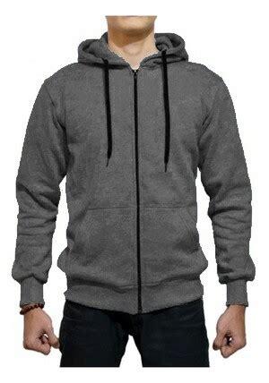 Jaket Sweater Hoodie Sleting Polos Tosca jual jaket sweater polos sleting biru dongker sweater