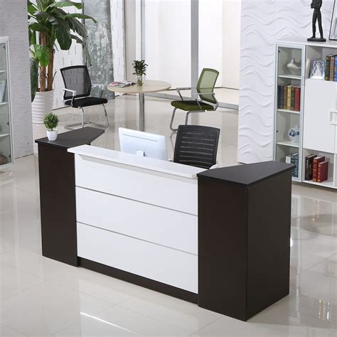 reception desk office furniture customized wooden vintage reception desk office furniture