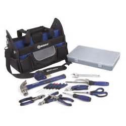 home tool set shop kobalt 22 household tool set with soft at