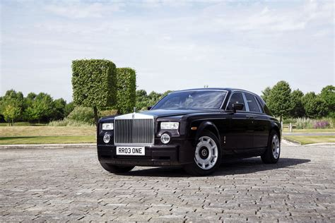 luxury rolls royce rolls royce phantom eight generations of luxury autocar