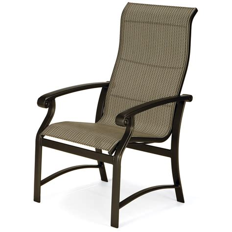 Outdoor Slingback Chair Fabric   Slingback Patio Chairs