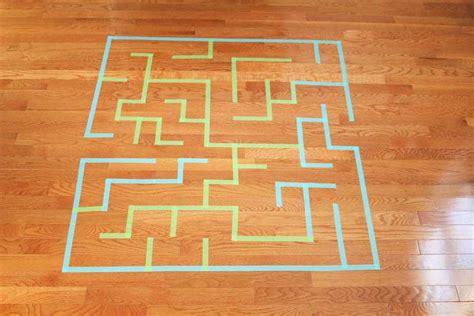 giant floor maze  kids craftivity designs