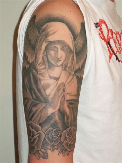 virgin mary half sleeve tattoo designs 80 ways to express your faith with a religious