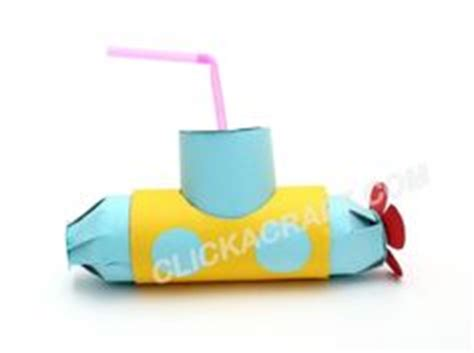 How To Make A Paper Submarine - c on crafts for for and