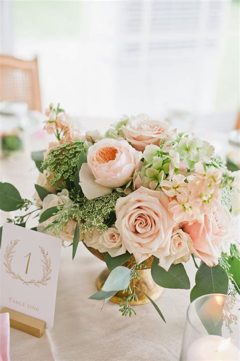 Flower Settings For Weddings by Floral And Bloom Designs Flowers Rockville Md