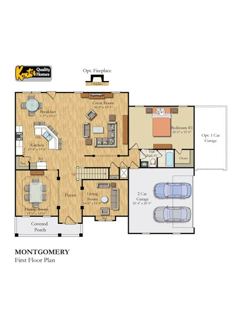 100 montgomery homes floor plans montgomery market