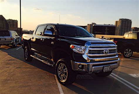 Loaded 2015 Toyota Tundra 1794 Edition lifted truck for sale