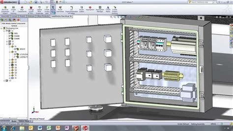 tutorial solidworks electrical 3d solidworks 2013 solidworks electrical youtube