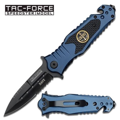 operation tactical team knife us navy seals operation tactical team folding knife grey