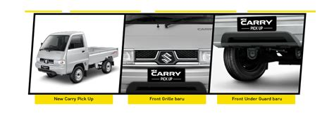 Carry Up Futura Wd new carry up pt suzuki indomobil motor