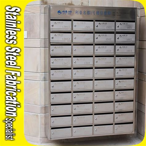 Post Office Mailboxes For Sale by Commercial Stainless Steel Mailbox For Sale Locking