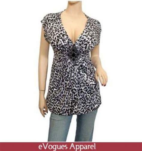 ultimas colecciones de blusas para gorditas imagui blusas animal print para gorditas imagui