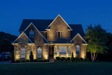 Architectural Landscape Lighting Light Up Nashville Outdoor Lighting Residential