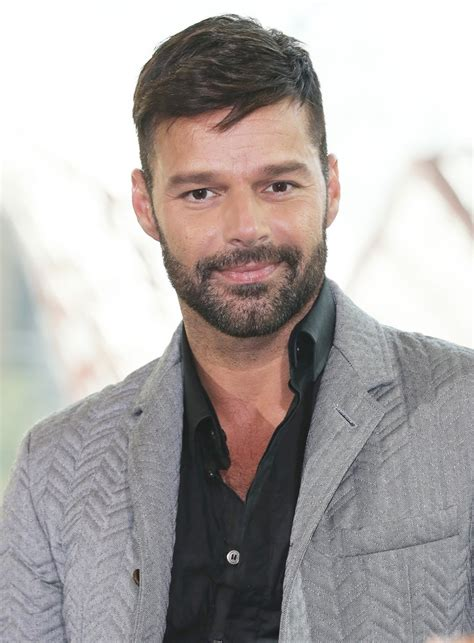 ricky martin ricky martin picture 98 press conference to announce