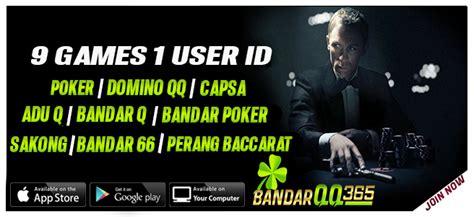 bandarqq situs poker pkv games bandar domino qq
