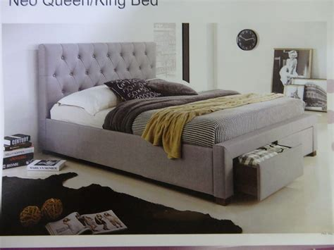 king or queen bed new queen bed with storage drawers 699 king bed frame with storage drawers 749 pay
